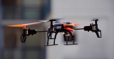 La idea y los usos de los drones