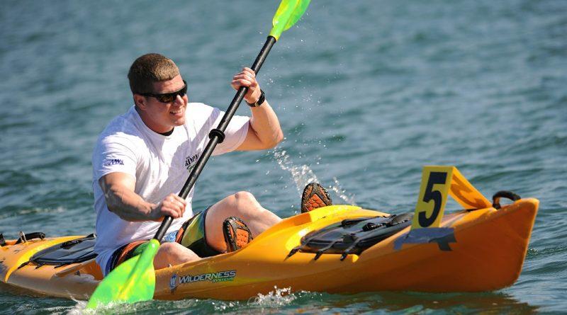Por qué navegar en kayak