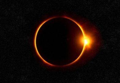 Eclipse solar. Un evento maravilloso