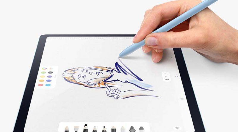 Tablet S6 Lite de Samsung