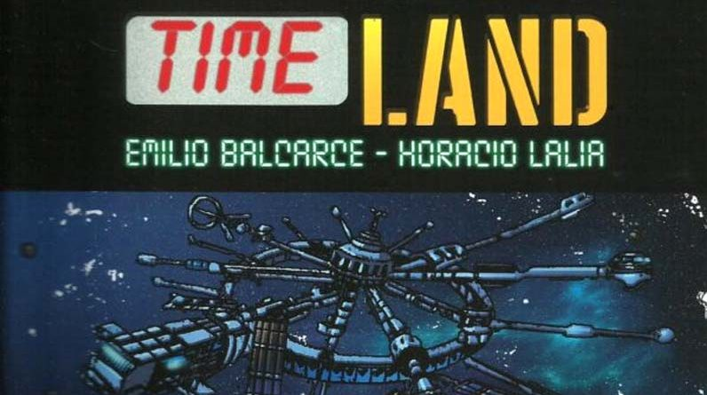 Historieta Nacional: Timeland. Caos temporal en Viñetas